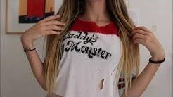 Harley quinn's T-shirt