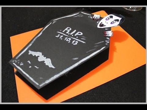 DIY - Halloween gift bag | Martinuzzi Accessories - YouTube