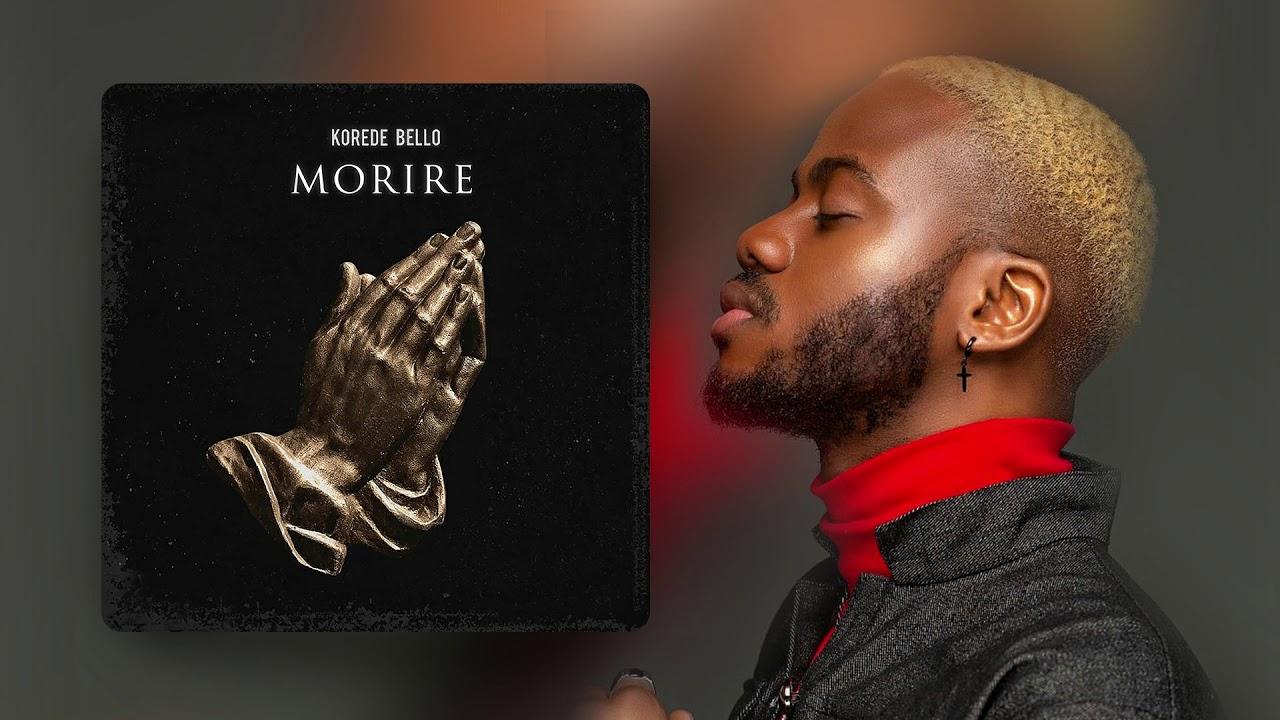 Korede Bello - MORIRE (Official Audio)