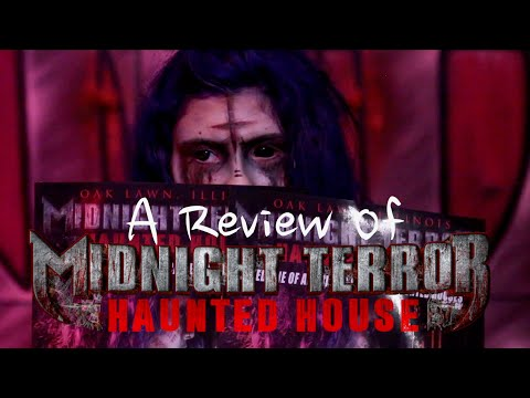 Midnight Terror Haunted House Review 2019