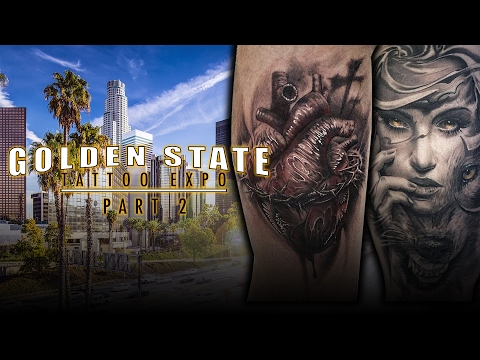 Tattoo Convention Coverage - Golden State Tattoo Expo | Part 2