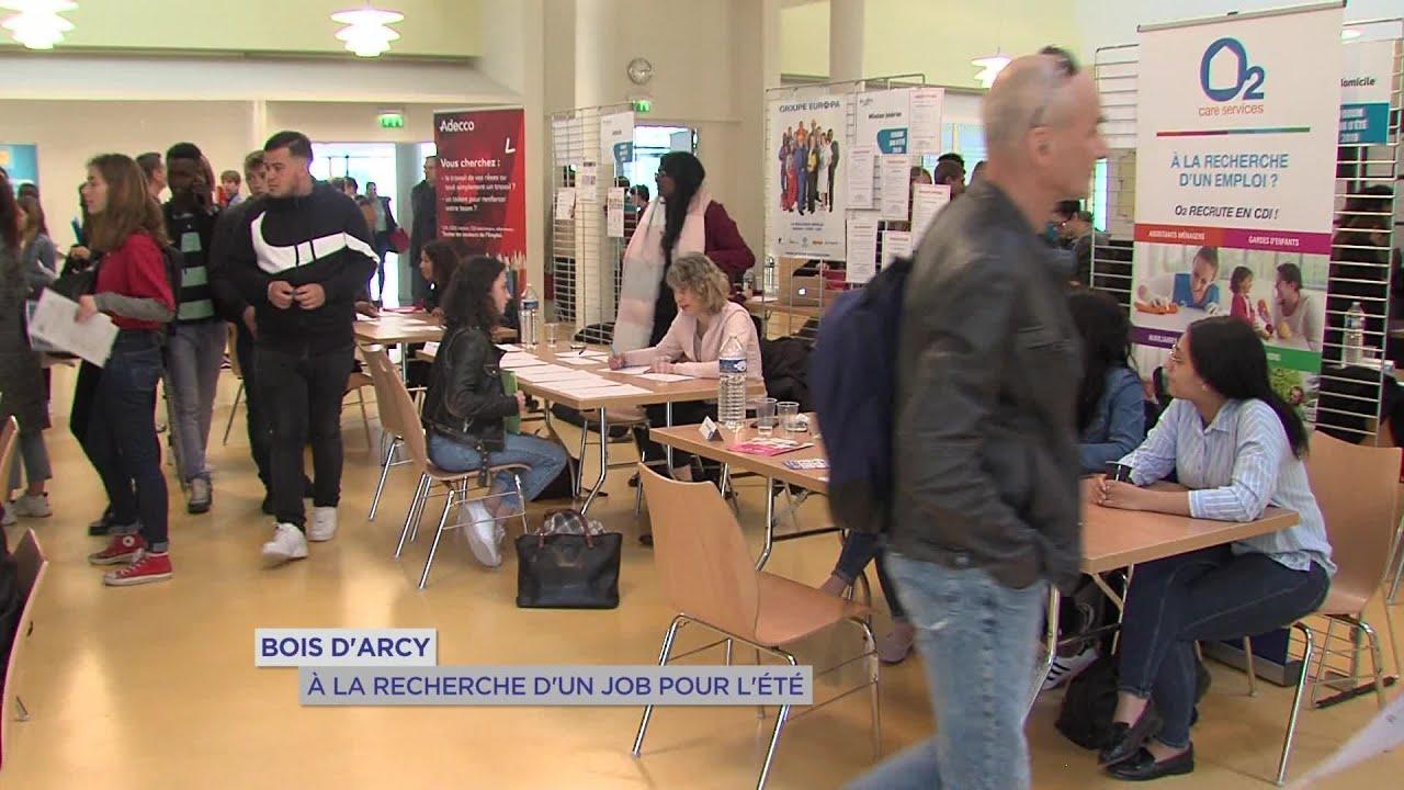 Yvelines | Bois d'Arcy : à la recherche d'un job pour l'été