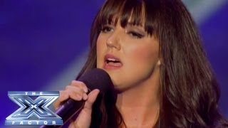 "Rachel Potter - Proves Her Point with ""Somebody to Love"" by Queen - THE X FACTOR USA 2013"