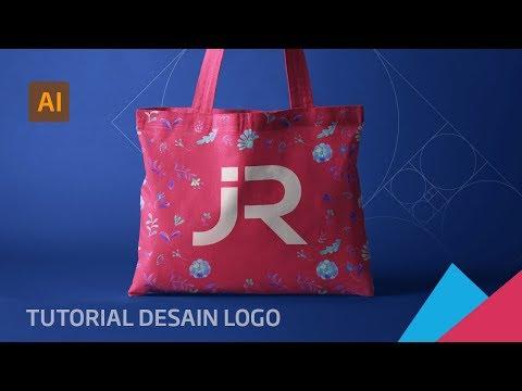 Tutorial Desain Inisial Logotype Wordmark di Adobe Illustrator | JadiDesainer thumbnail