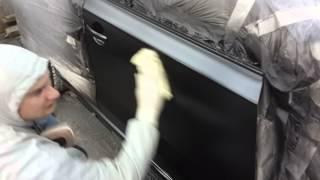 видео Cколько сохнет машина после покраски