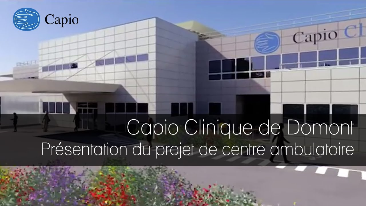 Capio clinique de domont projet d 39 un centre ambulatoire for Restaurant domont 95