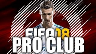 🏆 MILYEN VB? ITT AZ ARANYCSAPAT - FIFA 18 | PRO CLUB