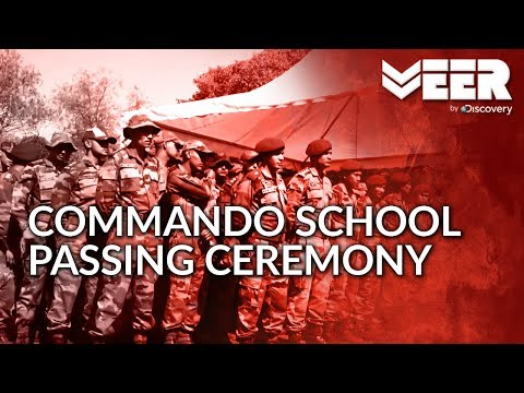 Passing Ceremony At Commando School Belgaum | Indian Army Motivational | Veer By Discovery
