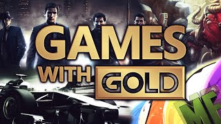 Games With Gold Mayo 2015 | MegaFalcon50 | @Xbox 360 - Xbox One