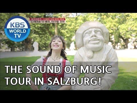 """""""The Sound of Music Tour"""" in Salzburg! [Battle Trip/2018.08.26]"""