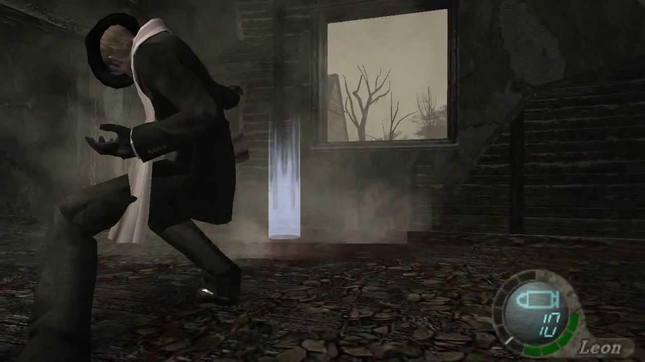 Resident evil 4 hack download