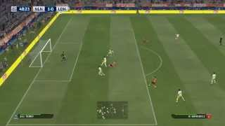 PES 16 PC Gameplay (1080P)