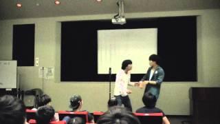 2013年6月27日(木)に明治大学和泉キャンパスで行われた、明治大...