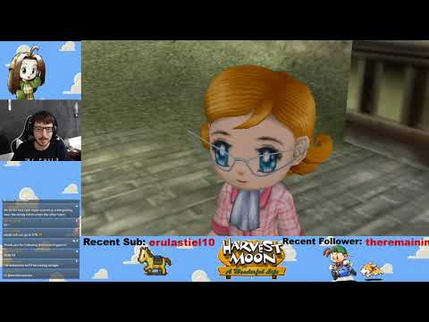 Harvest Moon: A Wonderful Life! (Part 2)