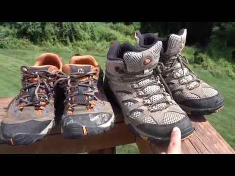 Owner Review: Merrell Moab Ventilator vs. All Out Blaze, pros and cons comparsion