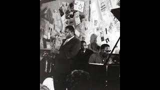 "Thelonious Monk with John Coltrane, ""Ruby, my dear"", 1957"