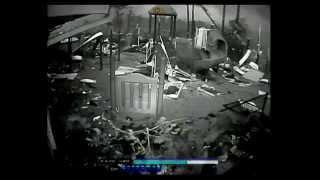 Repeat youtube video Security Camera Footage of Tupelo, Mississippi Tornado 2014 St. Luke UMC