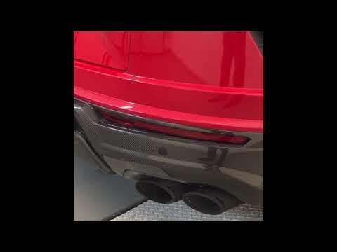 Lamborghini Urus Exhaust Sound!