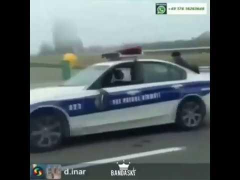 Bakida polis masini dagidir 😠😠😠😠😠 Yeni,2018.ZEHMET DEYILSE KANALA ABUNE OLUN TSK !