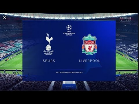 Legendary Mode: UCL Final: Spurs V Liverpool @Estadio Metropolitano
