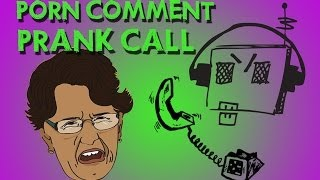 Porn Comment Prank Call - Self Indulgent Podcast - Ep 204