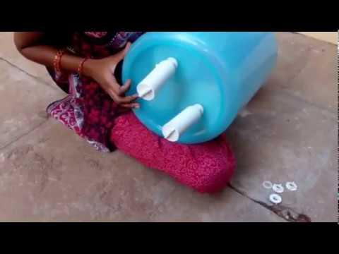 Watsan Natural Terafil Water Purifier - Arsenic removing cartridges fitting Instructions
