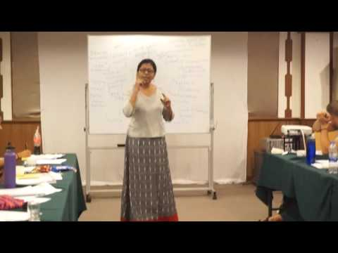 Asian College Of Teachers - Trainer in Action