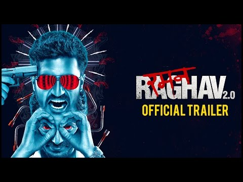 Raman Raghav 2.0   Official Trailer   Nawazuddin Siddiqui & Vicky Kaushal   Releasing 24th June 2016