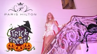 Paris Hilton's Epic Halloween Party Highlights