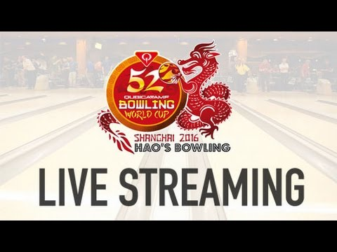 2016 QubicaAMF World Cup - Women's A - Day 1