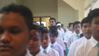 Heboh... Lagu Kebangsaan Filipina terdengar di Sukma Bangsa Pidie, Aceh