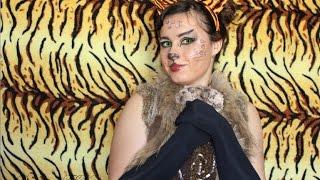 Makeup cats / макияж кошки. Reneya FEV