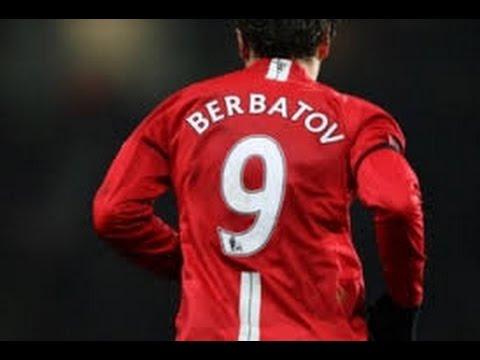 Dimitar Berbatov | The Bulgarian Goal Machine | Goals Show 1998-2015 |