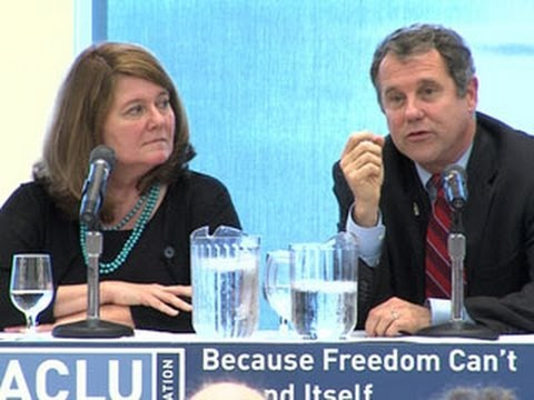 An Afternoon with Senator Sherrod Brown and Connie Schultz