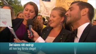 Måns Zelmerlöw - Var ska vi sova i natt (Allsång på Skansen 2013)