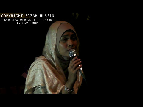 Liza Hanim - Gubahan Rindu Puisi Syahdu_Cover