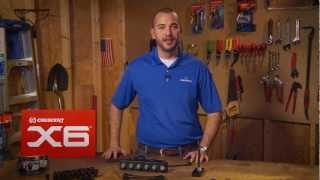 Crescent® X6™ - Ratcheting Wrenches and Socket Set