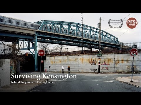Surviving Kensington // behind the photos of  'Kensington Blues'