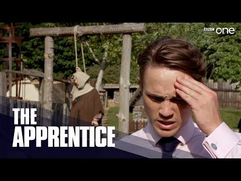Filming location is horribly wrong for the team - The Apprentice 2017: Episode 7 Preview - BBC One
