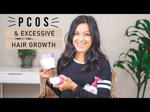 My PCOS Tips for Excessive Hair Growth