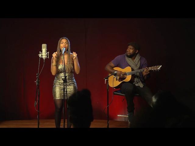 """Teedra Moses - """"Backstroke"""" Acoustic #ADTVLive (@AmaruDonTV)"""