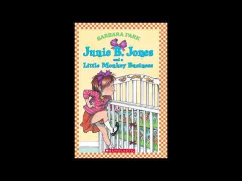 Junie B Jones and a Little Monkey Business Book #2 audio book