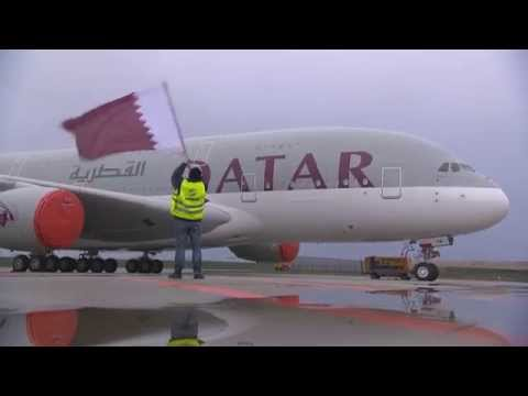 From Concept to Reality – Qatar Airways Airbus A380 (Episode 2: The Artwork)