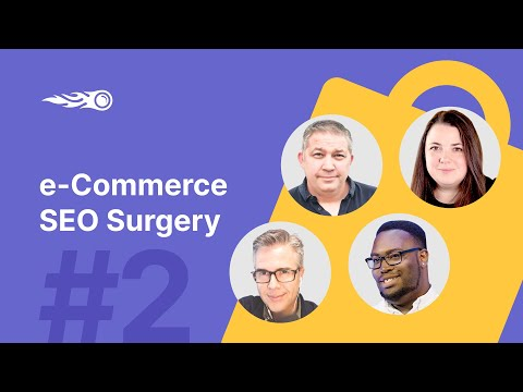 ECommerce SEO Surgery #2 (SEO Audit Of E-Commerce Sites)