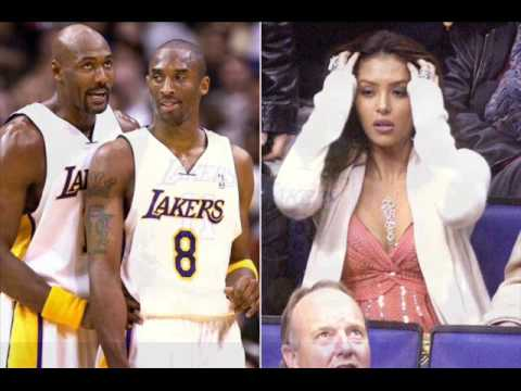 the truth behind the Kobe Bryant and Karl Malone Beef