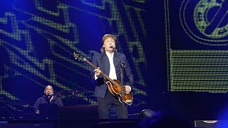 Paul McCartney - Temporary Secretary - Stockholm July 9, 2015 4k to hd