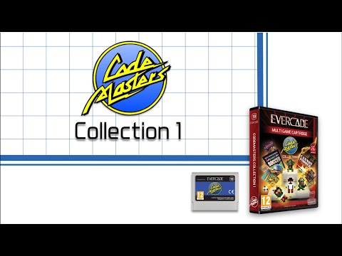 Evercade Codemasters Collection 1 Trailer