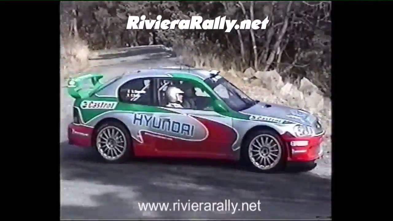 Hyundai Accent Wrc Rally Action Compilation Youtube