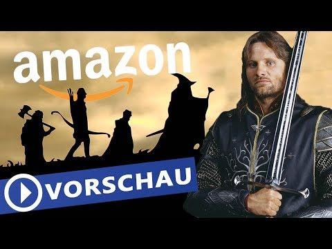 Der Herr der Ringe. Das Hörspiel YouTube Hörbuch Trailer auf Deutsch