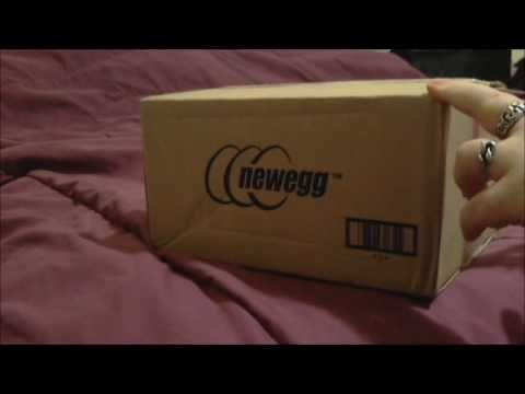 Unboxing an Earth Friendly WD 1.5TB External HDD from Newegg